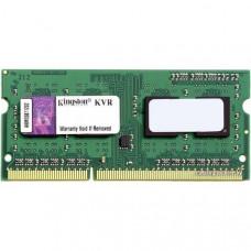 Память для ноутбука Kingston DDR3 1333 2GB, Retail 1.5V (KVR13S9S6/2)