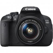 Фотоаппарат CANON EOS 700D 18-55 DC III (8596B116)